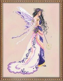 Enchanted Fairy Passione Ricamo Counted Cross Stitch Pattern Italy