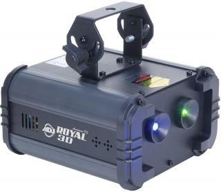 Royal 3D New 3D DJ Equipment Blue and Green Laser Effect Light