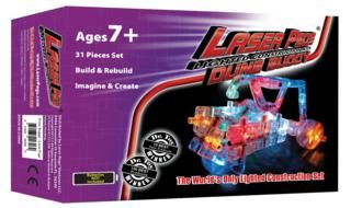 Laser Peg Lighted Monster Bug Dune Buggy Tractor Kits Special