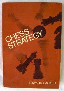 Vintage Book Chess Strategy Edward Lasker 1959