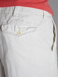 Polo Ralph Lauren Rugged bleeker cargo short White