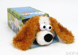 New Roffle Mates Laughing Rolling Dog Puppy Toy Gift Rollo Regal Elite