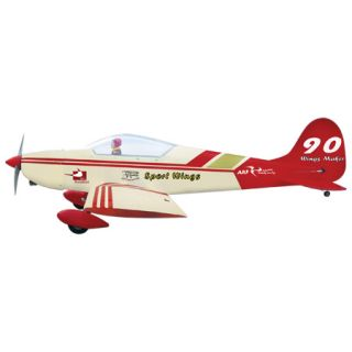 81 2050mm Super Sports Senior 90 Scale Airplane