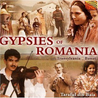 Gypsies of Romania; Taraful Din Baia; See track list! Mint CD, inserts