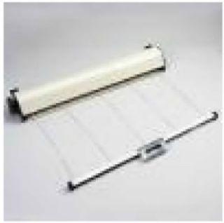 Essentials 5 Line 34 Foot Indoor/Outdoor Retractable Clothes Dryer