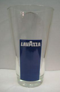 Lavazza Logo Cafe Latte Glass