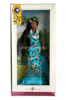 Barbie Dolls of The World Princess Pacific Islands Doll