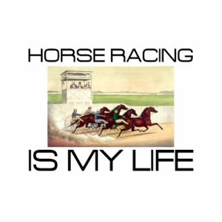 TOP Horse Racing Is My Life Photo Sculptures