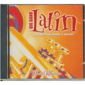 Big Band Latin CD Instrumental Latin Music for Dancing Gift Idea