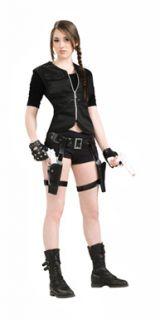 Treasure Huntress Laura Croft Adult Halloween Costume