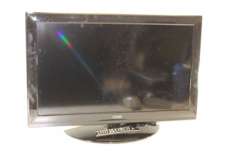 As Is Coby TFTV3227 32 HDTV Flat Screen LCD Television TV