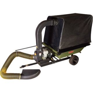 Swisher Lawn Vac System 205cc Briggs Stratton Engine 51 CU ft Hopper