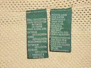 Ralph Lauren SAFARI BUSH JACKET ~ MED ~ Pristine ~ NWOT