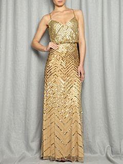 Homepage  Women  Dresses  Untold Beaded blouson style dress
