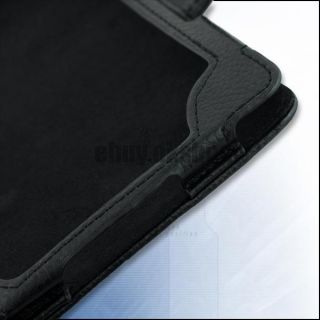 EP0540 Leather Case Cover for  Kindle 4 4G 4th Generation Black