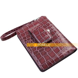 Leather Case Cover Wallet for Latest  Kindle 4 4th Generation