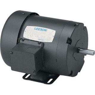 Leeson Woodworking Electric Motor 1 HP 110142