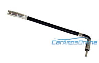 NEW CHEVY CAR & TRUCK STEREO ANTENNA ADAPTER AERIAL RADIO PLUG FOR