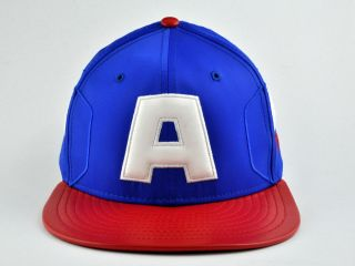 Avengers New Era Captain America 59Fifty Fitted Cap