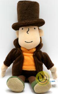 New Layton Kyouju 9 Professor Layton Plush Doll Toy