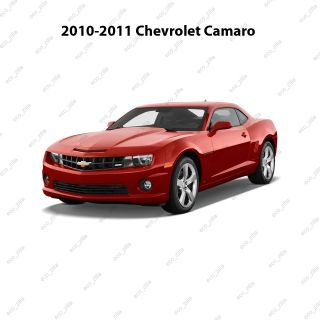 Camaro 2 Door Coupe White LED SMD Interior Light Bulb Package