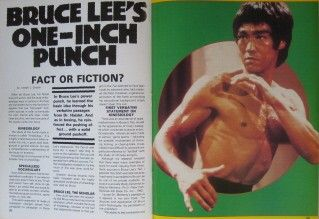 87 American Karate Chuck Norris Bruce Lee Pat McCarthy Kung Fu