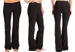 NWT Nike Womens Legend Slim Fit Training Pants Black Large Tall Long