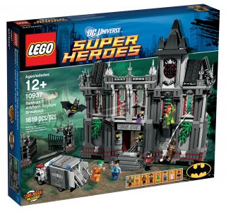LEGO Batman Arkham Asylum Breakout Set (10937) DC Universe 8 Mini