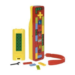 Lego Play and Build Remote Control Controller for Nintendo Wii