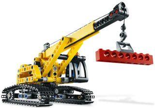 Lego Technic Crawler Crane 9391