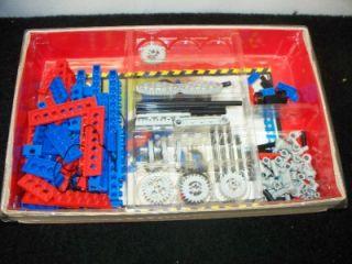 Vintage Lego Technic Universal Building Set 8035 Universal Set