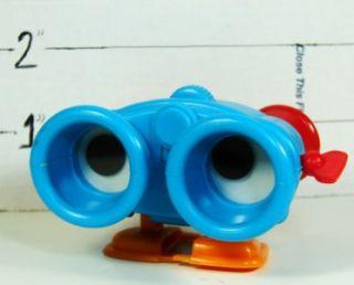 Disney Toy Story Lenny Binocular Figure Wind Up Toy