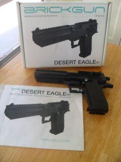 Lego Brickgun Desert Eagle Mark XIV Israeli Military Industries SoCal