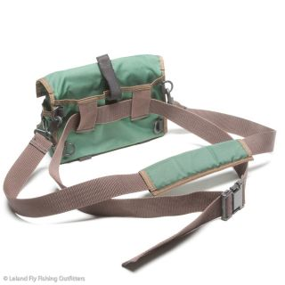 Wood River Classic Fly Fishing Chest Pack Leland Upgrade