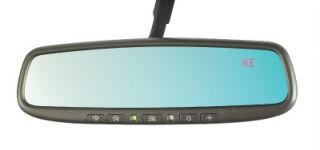 NEW SUBARU LEGACY AUTO DIMMING MIRROR W/ HOMELINK AND COMPASS OUTBACK
