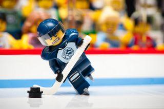 Lego Hockey Player Minifigure Series 4 SEALED New