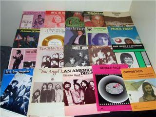 Huge 100 Lot Rock Pop Hits Queen Tom Petty Steely Dan Sheet Music