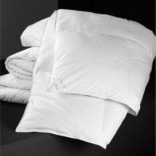 Department Store Level 2 White Down Comforter King