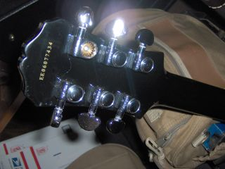 Christmas Time!! BLACKE EPI LES PAUL Standard Epiphone Gibson Electric