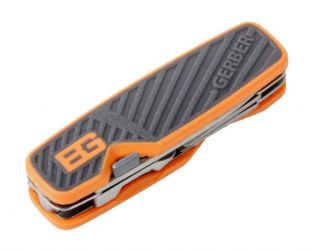 Bear Grylls Pocket Tool Survival Series Fine Edge Blade Knife Gerber
