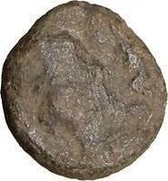 Leo I 457AD Authentic Genuine Ancient Roman Coin w Monogram