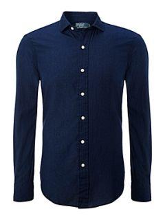 Polo Ralph Lauren Long sleeved classic shirt Indigo