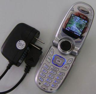 LG VX4700 Verizon Cell Phones Lot Internet Travel Chargers