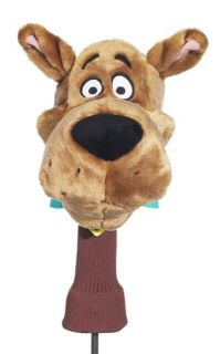 New Creative Covers for Golf Scooby Doo Headcover