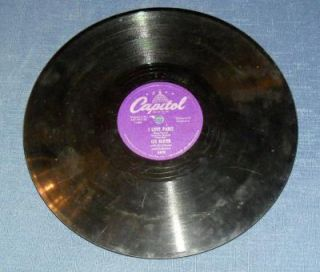 THE CREW CUTS,SAMMY DAVIS JR.,FRANK SINATRA,HARRY JAMES 78 RECORD SET