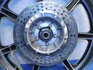 BMW 6 7 Lester 7 Spoke Aluminum Front Wheel R90S R100RS R100RT R75 128
