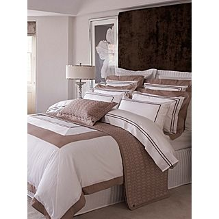 Christy Palladium bed linen range white/cream