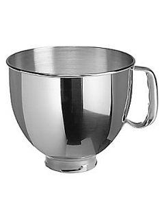 KitchenAid 4.83 litre Stainless Steel Bowl 5K5THSBP