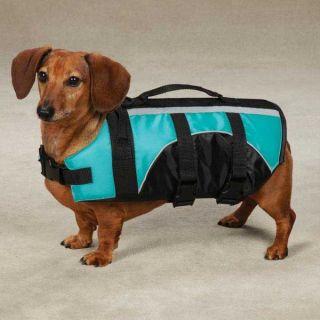 Guardian Gear Pet Saver Dog Life Jacket Vest Brite Solid Bluebird