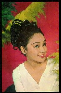 1960s Hong Kong Postcard Actress Li Ching CC181